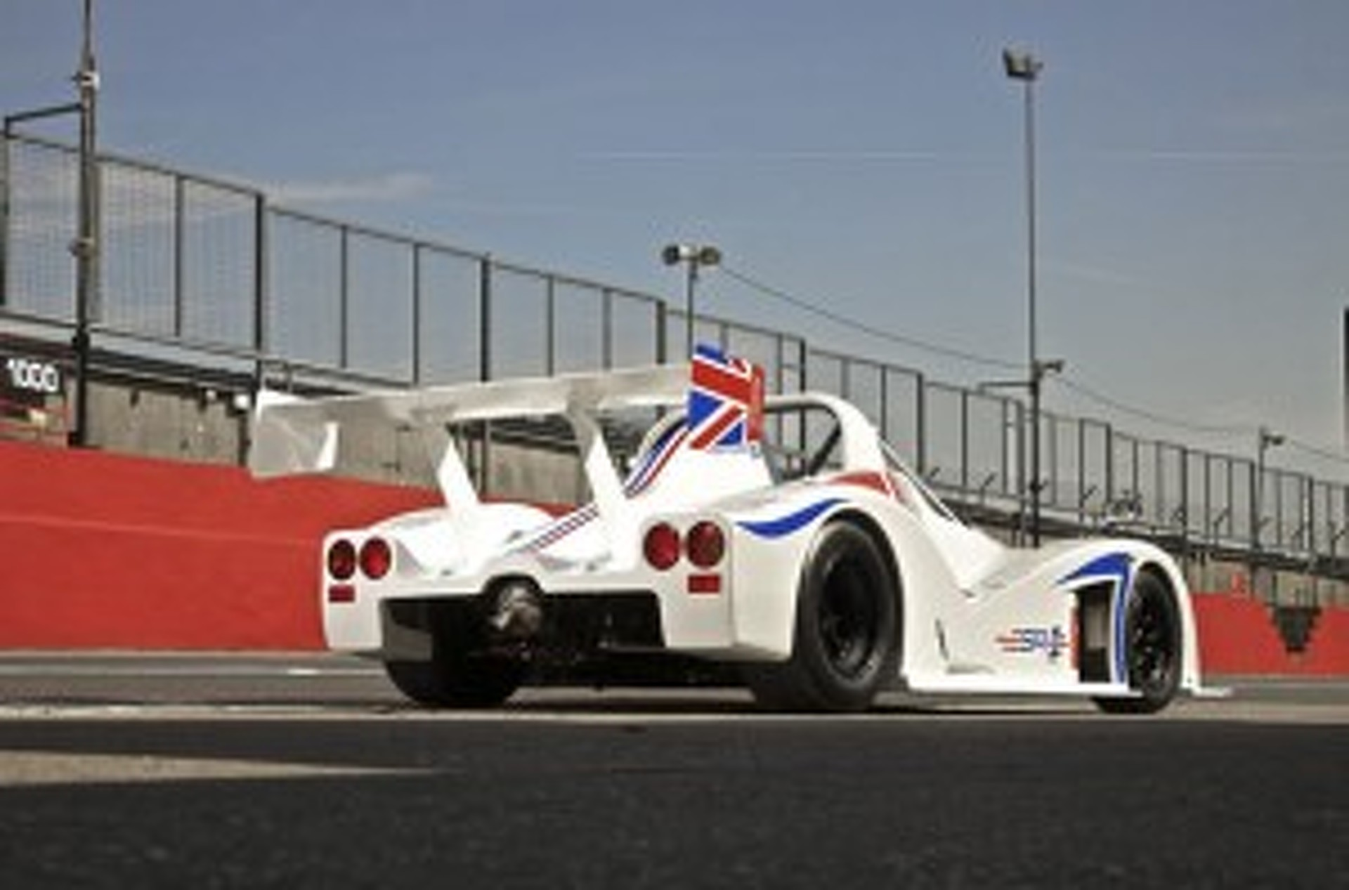 Radical SR1: For the Track God on a Budget