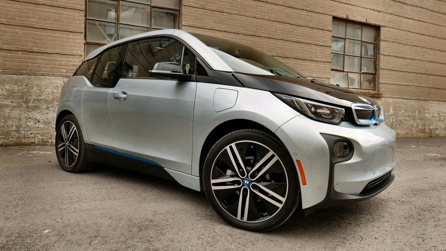 Review: 2016 BMW i3