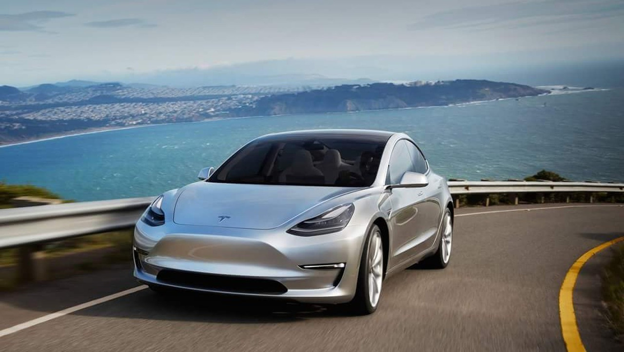tesla model 3 commandez aujourd 39 hui la livraison en 2018. Black Bedroom Furniture Sets. Home Design Ideas