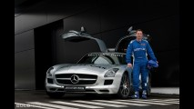 Mercedes-Benz SLS AMG F1 Safety Car