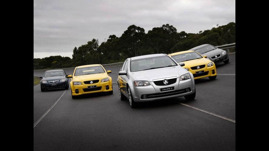 Holden ajudará GM-SAIC no desenvolvimento de dois modelos para a China