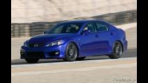 Lexus IS-F 2011: Site japonês revela fotos da versão esportiva do sedan