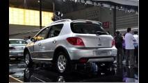 Peugeot 307 ganha versão aventureira Cross na China