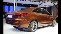 Flagra: Ford Escort em versão de produção aparece antes da hora