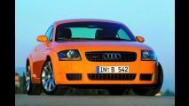 Fotos: navegue pelas gerações do Audi TT