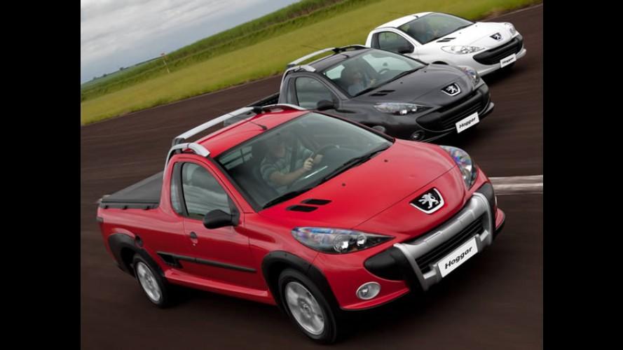 Nova Peugeot Hoggar chega em 3 versões com preço inicial de R$ 31.400 - Veja fotos