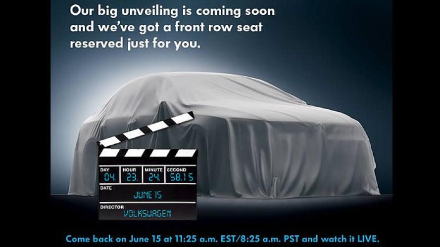 Volkswagen faz contagem regressiva para lançamento do Novo Jetta