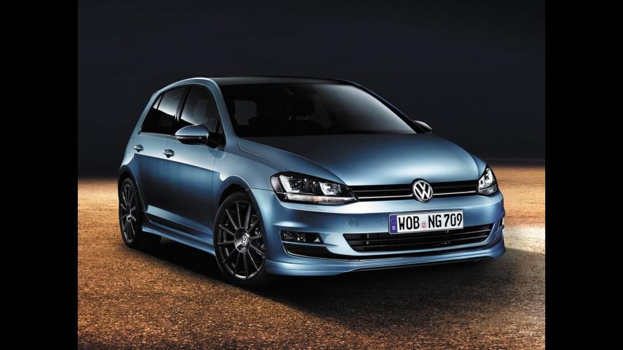 Volkswagen apresenta pacote esportivo para incrementar visual do Golf 7