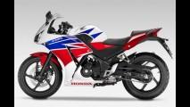 Segredo: possível Honda CBR 300R naked surge em registro de patentes