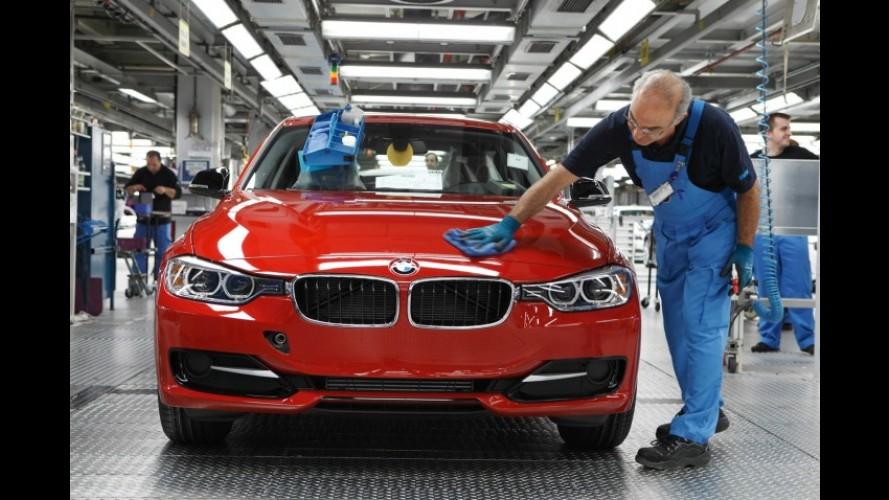 BMW congela planos de construir fábrica no Brasil