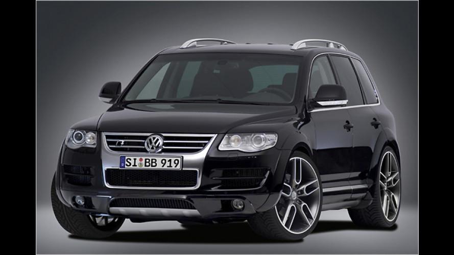 Veredler B&B powert den VW Touareg auf bis zu 420 PS