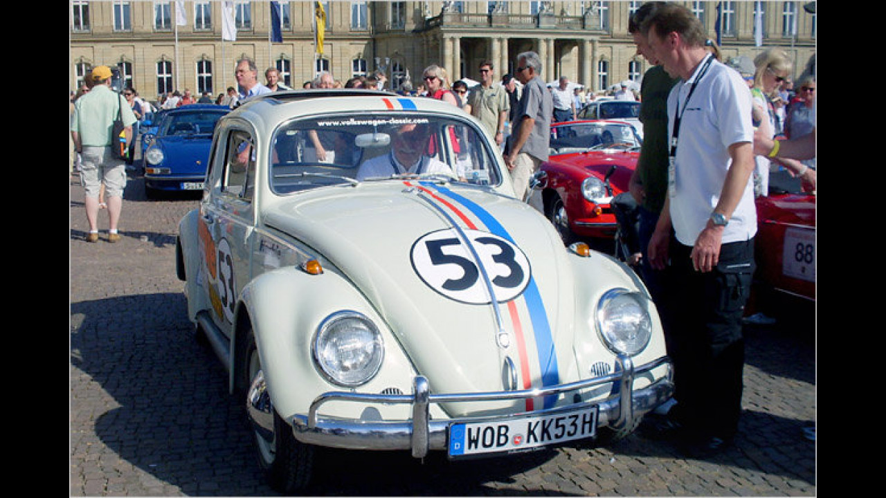 VW Käfer ,Herbie