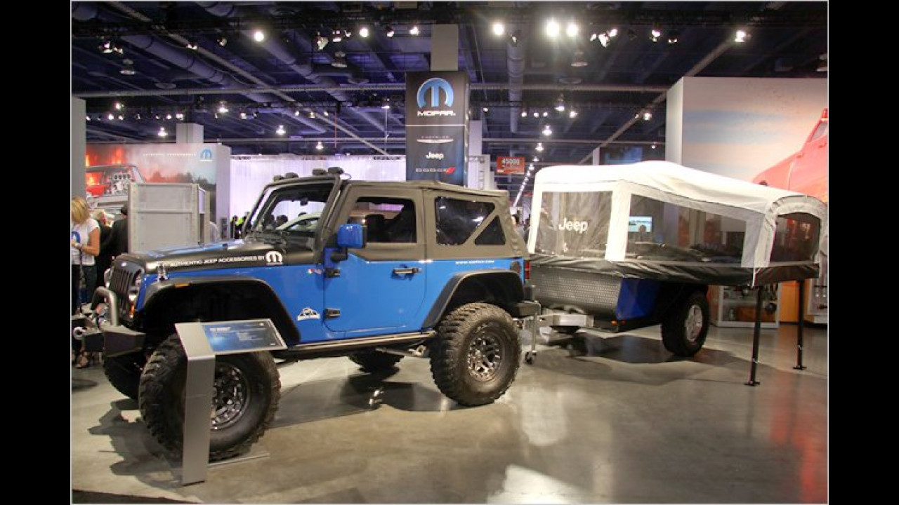 Jeep Wrangler ,The General