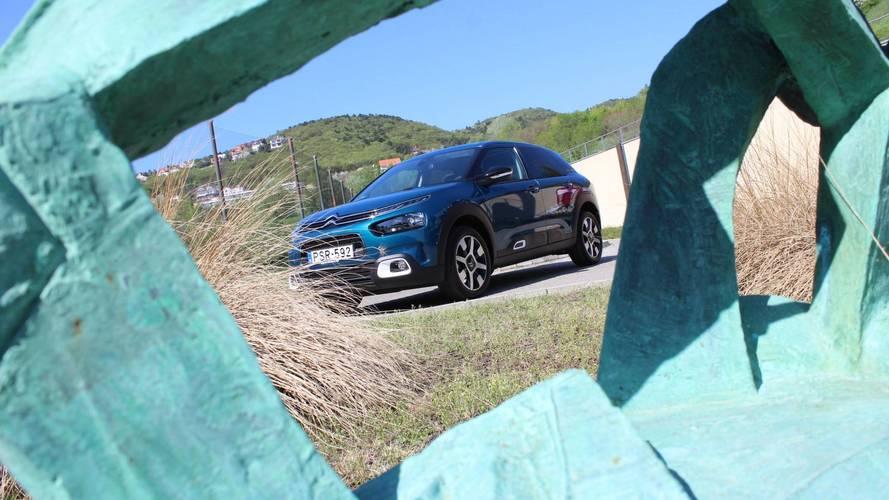 Kényelemre gyúr – Citroen C4 Cactus hazai bemutató