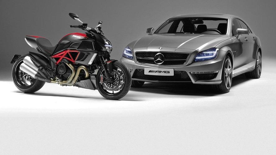 Audi to buy Ducati - report