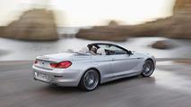 2012 BMW 6-series Cabrio / Convertible