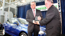 2009 Volkswagen Jetta TDI Wins Green Car of the Year at 2008 Los Angeles Motor Show