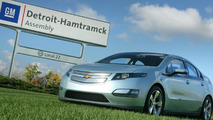 2011 Chevrolet Volt, GM Detroit-Hamtramck Assembly Plant, Michigan, 30.07.2010