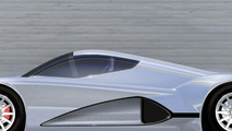 Wind powered RORMaxx EV concept updated details and images