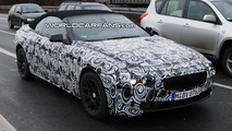2011 BMW 6-Series Convertible Prototype Caught Testing