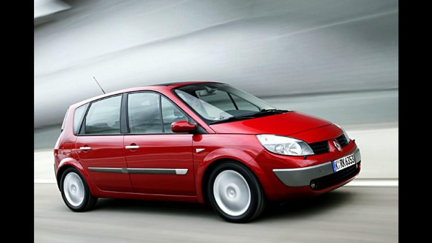 Renault Scénic: Jetzt mit 101 PS starkem 1,5-Liter-Diesel