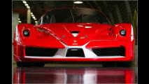 Erstarkter Ferrari