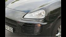 Erwischt: Porsche-Erlkönig