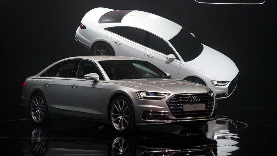 Eis a nova geração do A8, o suprassumo tecnológico da Audi