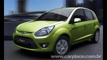 Ford anuncia investimentos de R$ 4 bilhões no Brasil até 2015 para renovação da linha
