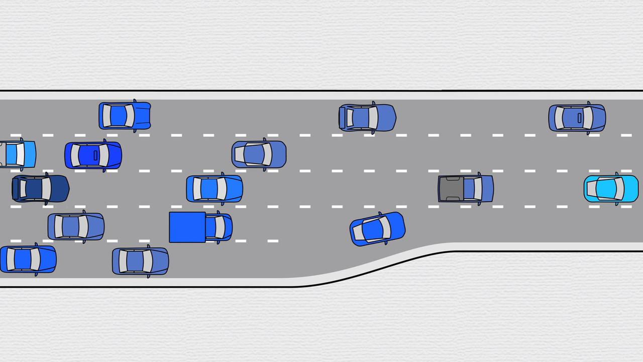How autonomous cars can make traffic obsolete