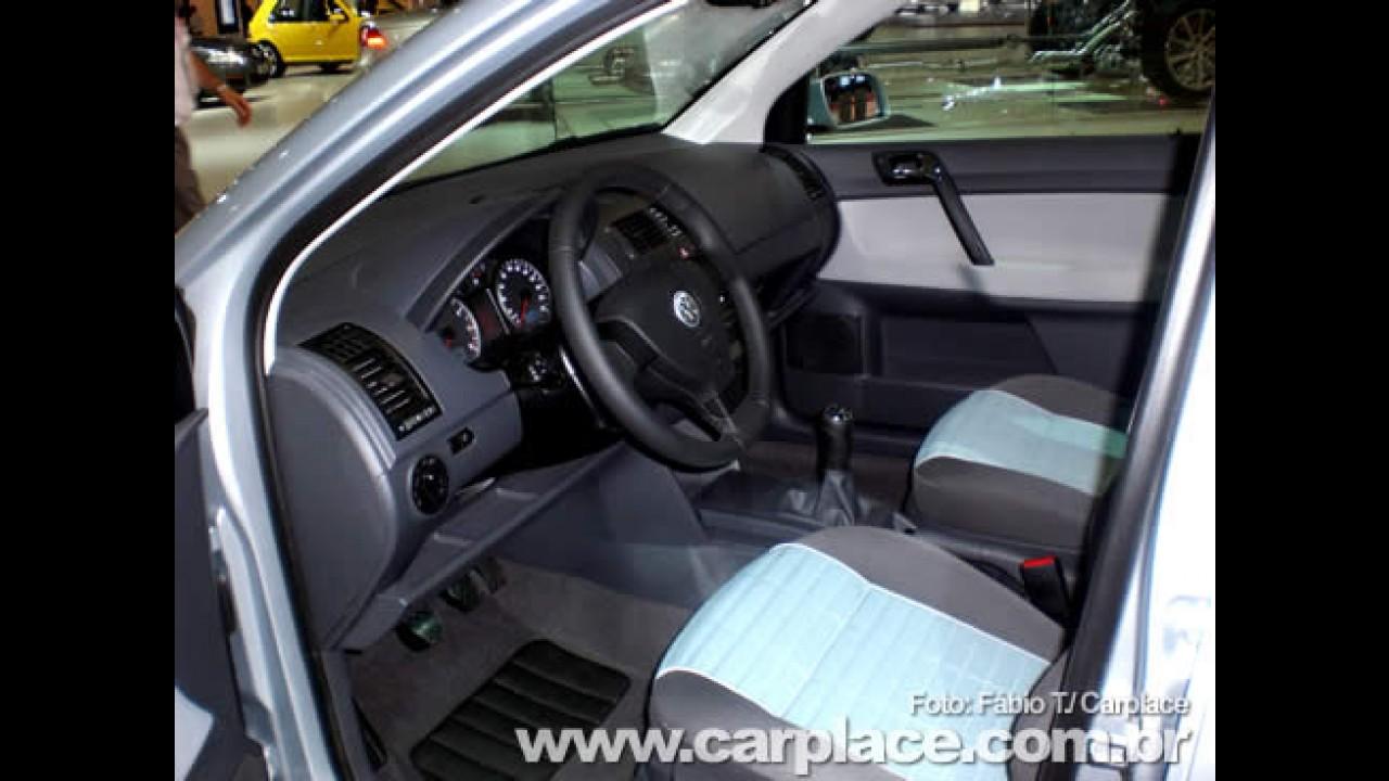 Salão do Automóvel 2008 - VW anuncia linha BlueMotion para Gol, Polo e Fox