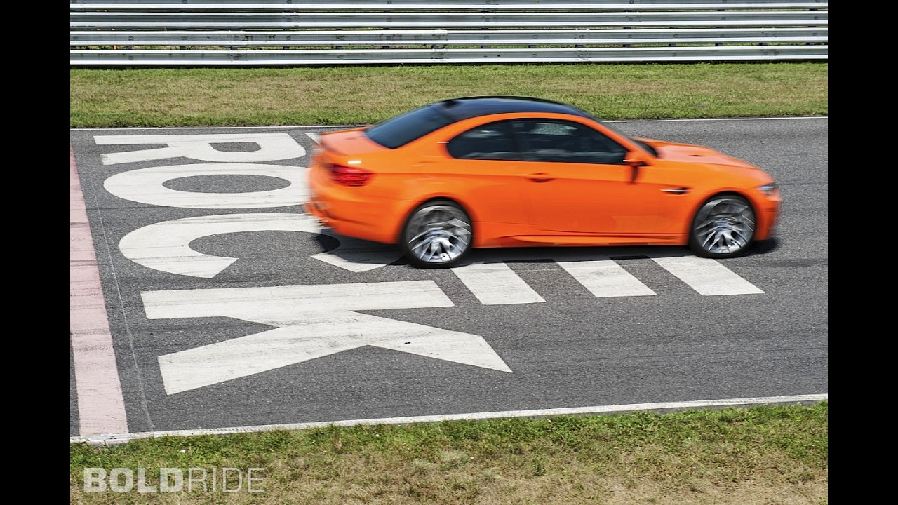 BMW M3 Lime Rock Park Edition