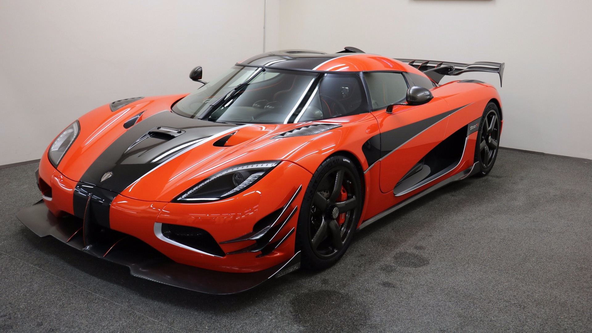 Ultra Rare Koenigsegg Agera One Of Comes Up For Sale
