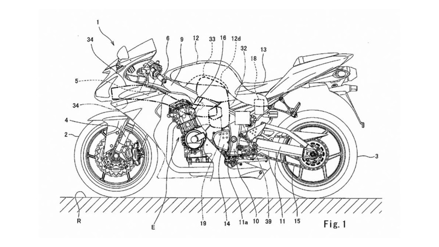Kawasaki reveals supercharged 600 plans
