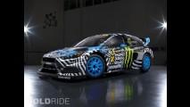 Ken Block Ford Focus RX WRC