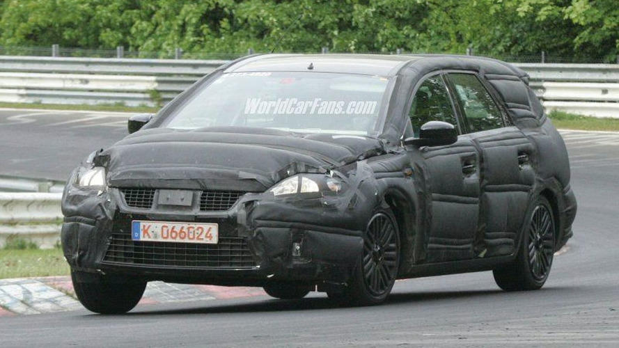 Ford Mondeo Station Wagon First Photos